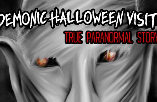 Demonic Halloween Visit