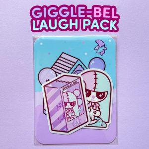 Giggle-Bel Laugh Pack