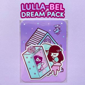 Lulla-Bel Dream Pack Sticker Set
