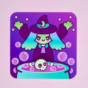Witch's Brew Mini Print